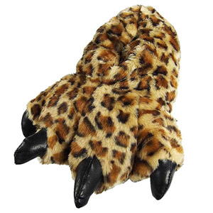Wishpets Stuffed Animal Slippers