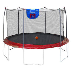 Skywalker Jump N Dunk 12 Foot Trampoline