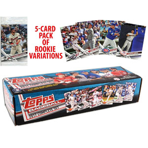 2017 Topps Baseball Retail Edition Complete
