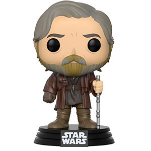 Funko POP! Star Wars: The Last Jedi Luke Skywalker