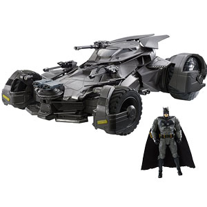 Justice League Batmobile Collectible Vehicle