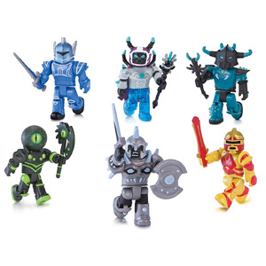 ROBLOX Champions 6 Pack 6 Fig