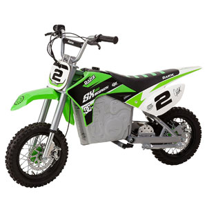 Razor SX500 Mcgrath Dirt Electric Motocross Bike