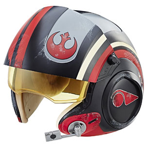 Star Wars Black Series Poe Dameron Helmet