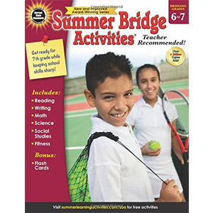 Summer Bridge Activities Grades 6 - 7