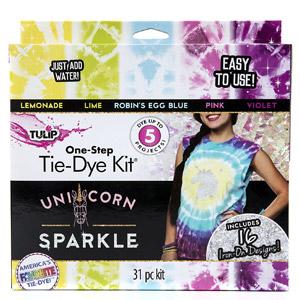 Tulip 36806 Tie Dye Unicorn Box Kit