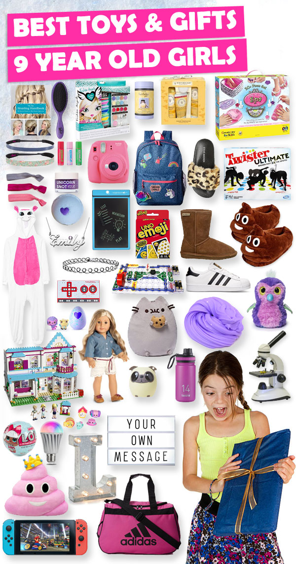 Best Toys For 9 Year Olds : Best toys and gifts for year old girls toy buzz