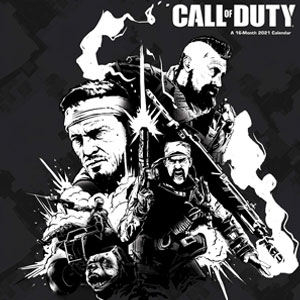 Call of Duty 2021 Wall Calendar
