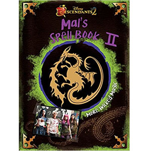 Descendants 2: Mals Spell Book
