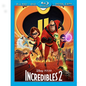 Disney Pixar The Incredibles 2