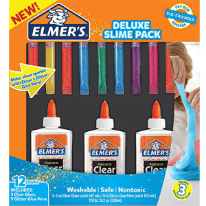 Elmers Slime Stater Kit