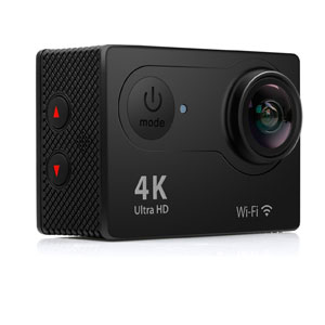 Caméra d'action FITFORT 4K