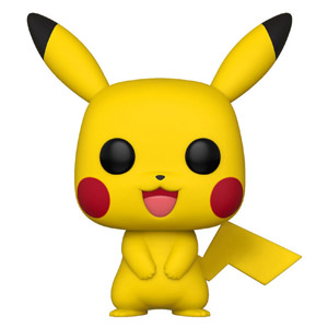 Funko POP! Games Pokemon - Pikachu