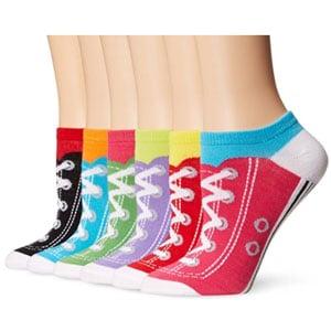 K. Bell Sneaker Socks