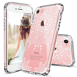 MOSNOVO White Henna iPhone 7/8 Case