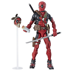 Marvel Deadpool Legends Series 12-inch Figure