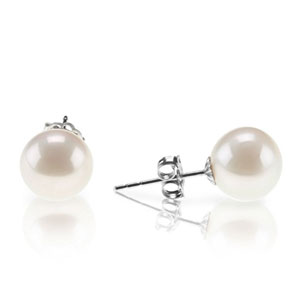 PAVOI Stud Pearl Earrings