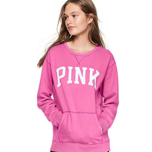 PINK Campus Crew Sweatshirt