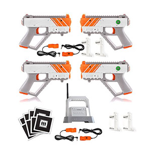RECOIL Laser Combat-4-Player Starter Set