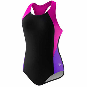Speedo Infinity Splice One-Piece Swimsuit