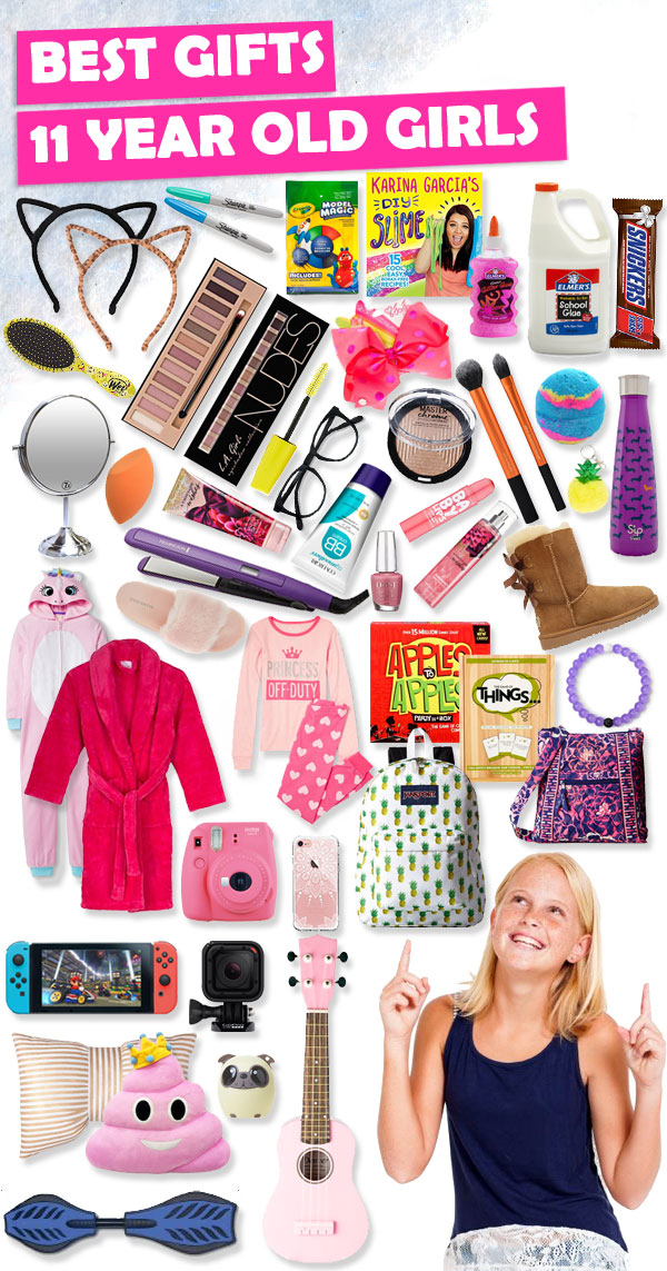 3149a6f7f8 Gifts For 11 Year Old Girls 2018