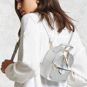 Forever 21 Mini Backpack