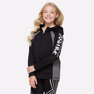 Justice Sports Outfit