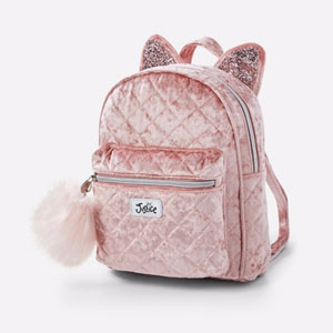 Rose Gold Mini Backpack