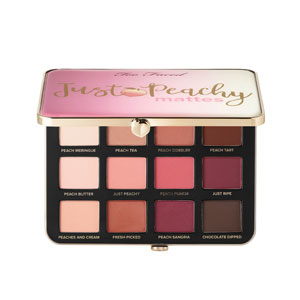 Too Faced Just Peachy Pallette