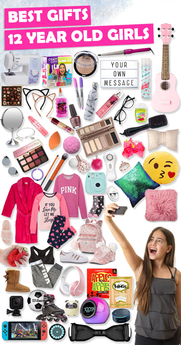 Gifts for 12 Year Old Girls 2018 31cceb23e29c