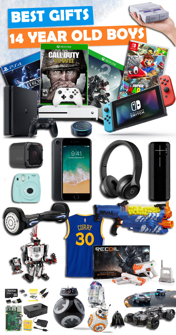 Toys For Boys Age 14 : Gifts for year old boys