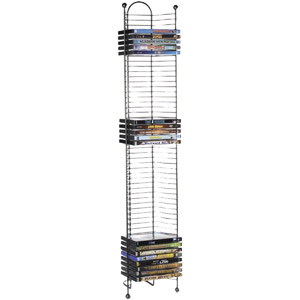 Atlantic Nestable 52 DVD/Blu-Ray Games Tower