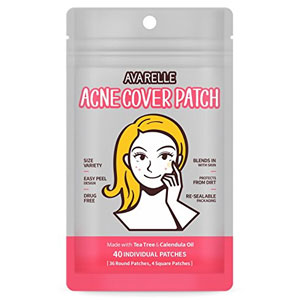 Avarelle Acne Care Pimple Spot Patch (40 Sheets)