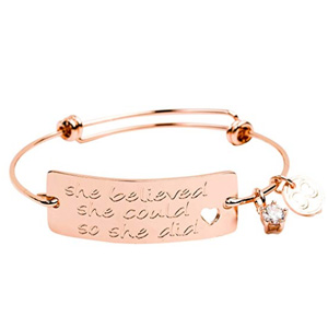 Baubelle Inspirational Bracelet