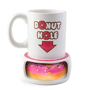 BigMouth Inc. Donut Hole Mug