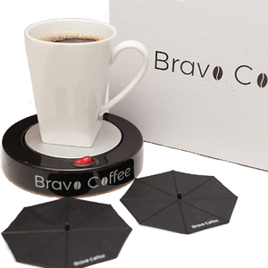 Bravo Coffee Mug Warmer