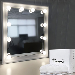 Chende Hollywood Style LED Light Kit (No Mirror)