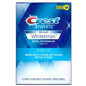 Crest 3D White Classic Vivid Whitestrips