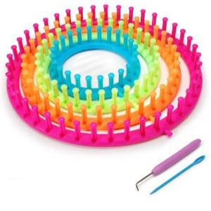 Darice Round Plastic Knitting Looms