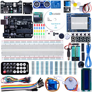 Elegoo EL-KIT-003 UNO Project Super Starter Kit