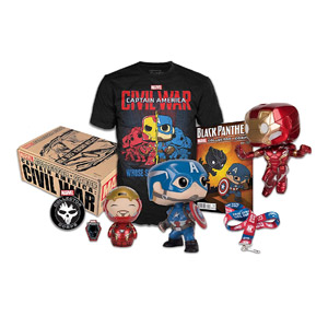 Funko Marvel Collector Corps Box Subscription