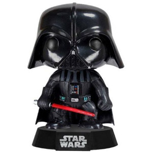 Funko POP! Star Wars Darth Vader Bobble Head Vinyl Figure