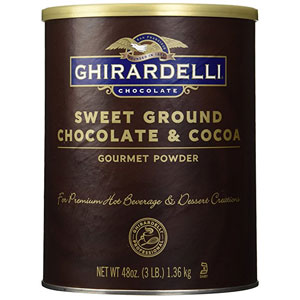 Ghirardelli Chocolate Cocoa Mix