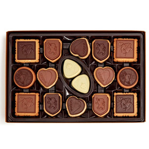Godiva Chocolatier Chocolate Biscuit Gift Box