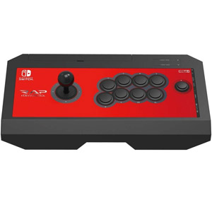 HORI Nintendo Switch Real Arcade Pro V Hayabusa Fight Stick