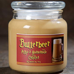 Harry Potter Butterbeer Soy Candle
