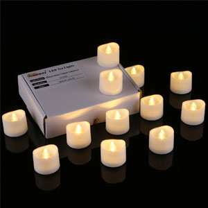 Homemory Flameless Tea Light