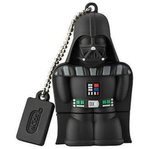 KIDdesigns 16 GB USB 2.0 Flash Drive - Star Wars Darth Vader