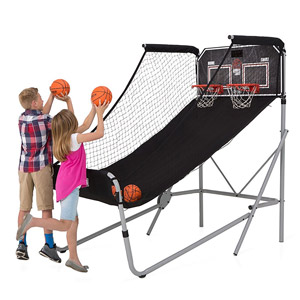Lifetime Double Shot Deluxe Basketball Arcade Game