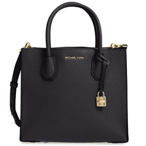 Michael Kors Medium Mercer Leather Tote